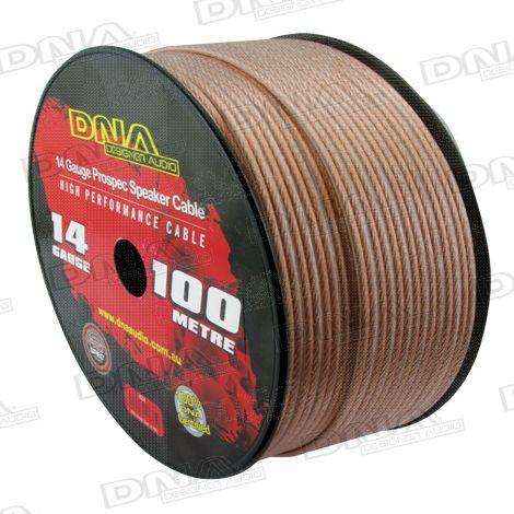 14 Gauge Speaker Cable - 100 Metres