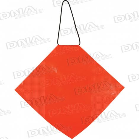 Safety Flag 300mm X 300mm