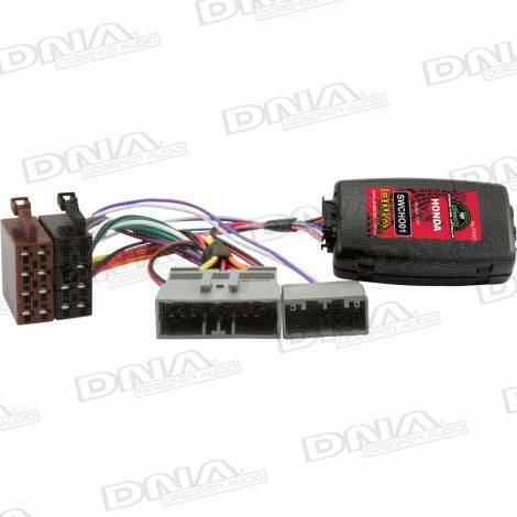 Steering Wheel Controller To Suit Honda Vehicles