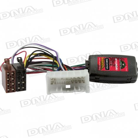 Steering Wheel Controller To Suit Hyundai Vehicles