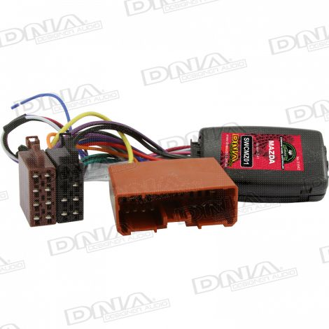 Steering Wheel Controller To Suit Mazda Vehicles