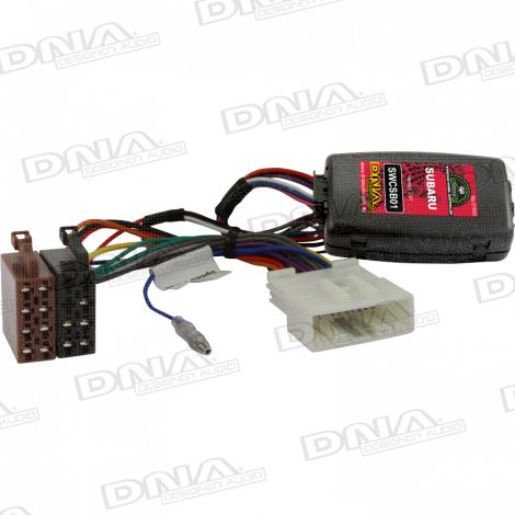 Steering Wheel Controller To Suit Subaru Forester & Impreza