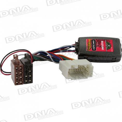 Steering Wheel Controller To Suit Suzuki Vehicles