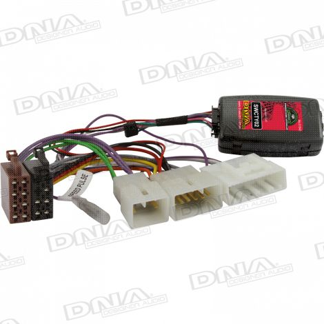 Steering Wheel Controller To Suit Toyota Vehicles