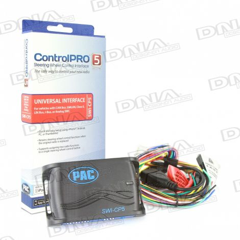 PAC Universal Steering Wheel Control Interface