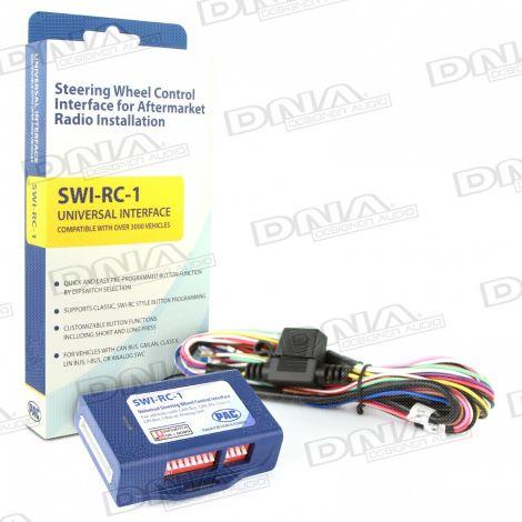 PAC Universal Steering Wheel Control Interface