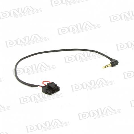 JVC Head Unit Patch Lead For SWCs CAN-BUS