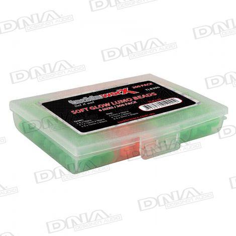 Lumo Soft Glow Beads Bulk Pack - 300 Pack