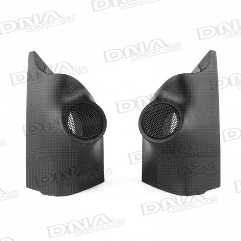 Tweeter Pods To Suit Ford Ranger (PX) 2012-2015 - 1 Pair