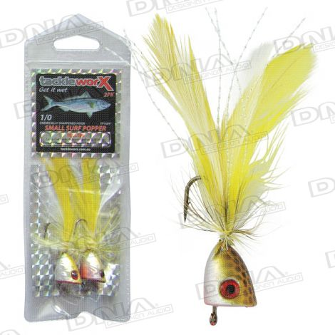 Small Surf Popper 1/0 - Yellow