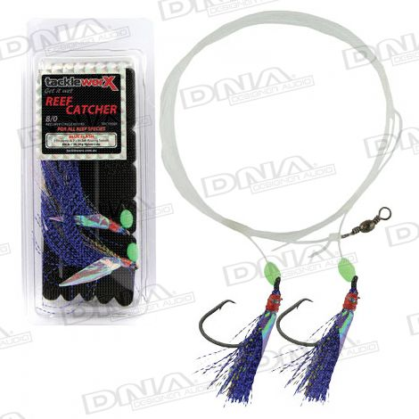 Reef Catcher Blue Flash -  #8/0 Hook