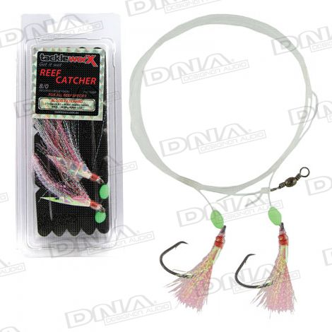 Reef Catcher Blood Piltchard -  #8/0 Hook