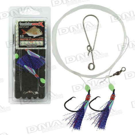 Snapper Attractor Rig 5/0 - Blue
