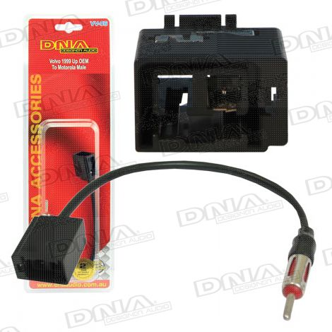 Antenna Adaptor To Suit Volvo