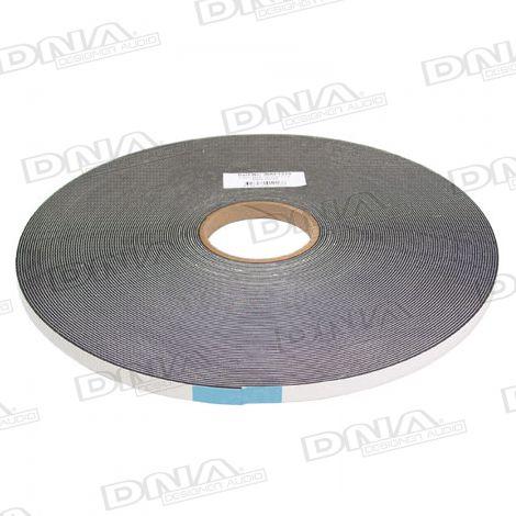 Foam Tape 12mm W x 1.6mm - 50 Metre