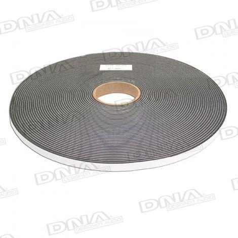 Foam Tape 12mm W x 3.2mm - 30.5 Metres