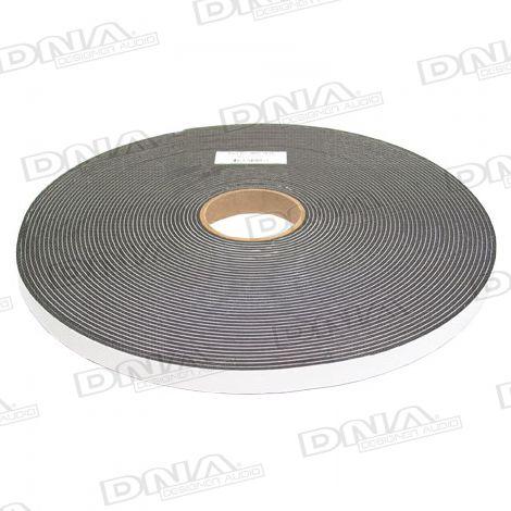 Foam Tape 18mm W x 3.2mm - 30.5 Metres