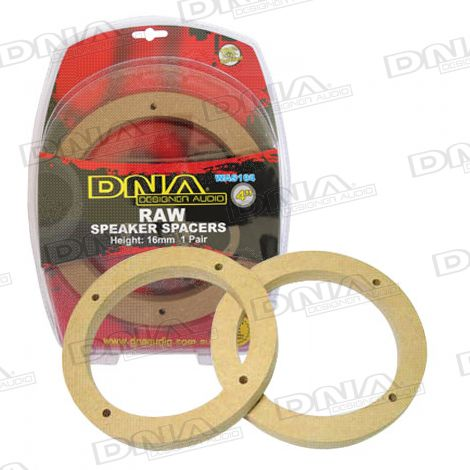4in MDF Speaker Spacers - 1 Pair