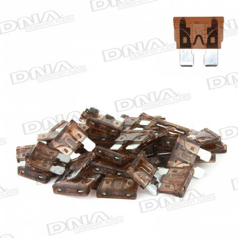 7.5 Amp Blade Fuse - 50 Pack