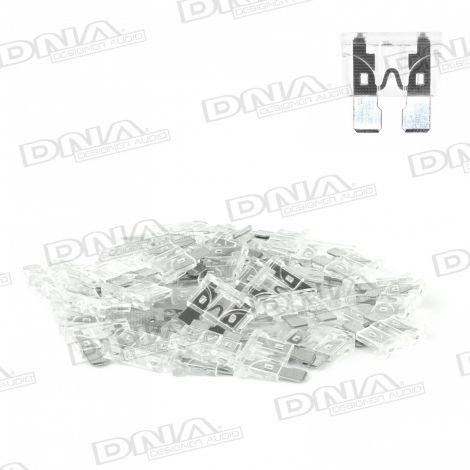 25 Amp Blade Fuse - 50 Pack