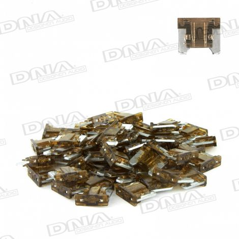 7.5 Amp Micro Blade Fuse - 50 Pack