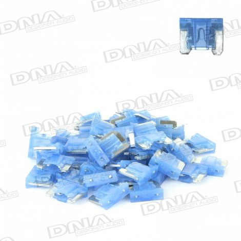 15 Amp Micro Blade Fuse - 50 Pack