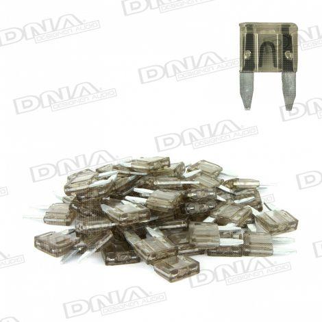 2 Amp Mini Blade Fuse - 50 Pack