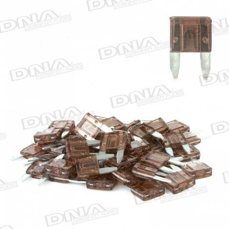 7.5 Amp Mini Blade Fuse - 50 Pack