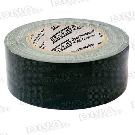 48mm x 25 Metre Gaffa Tape Black