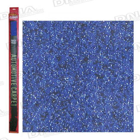 2 Metre x 1 Metre Speaker Carpet Blue