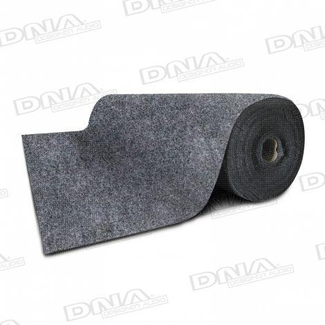 Grey Speaker Box Carpet 25m x 2m
