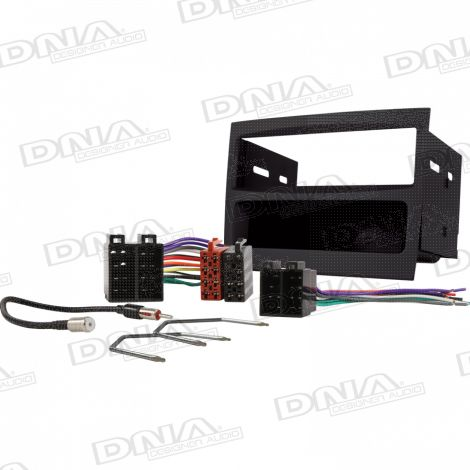 Single Din Install Kit Pack To Suit Holden Commodore VY-VZ Black
