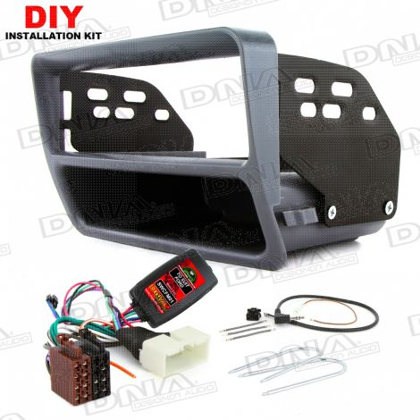 Kit To Suit Ford Falcon AU Series 2 & 3 - Grey