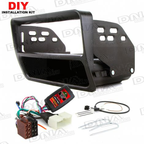 Kit To Suit Ford Falcon AU Series 2 & 3 - Black