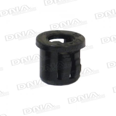 10mm Nylon Snap Bushing - 100 Pack