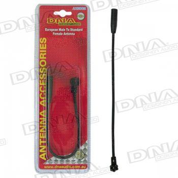 European Male Plug - Standard Female Antenna Socket