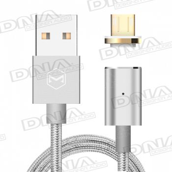 Magnetic Connector Micro-USB To USB Lead - 1 Metre