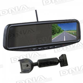 4.3 Inch Reverse Mirror With Bracket