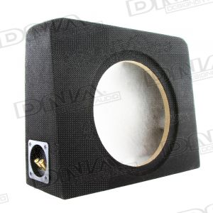 Premium 10 Inch Super Slimline Sealed Subwoofer Enclosure