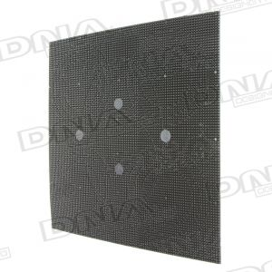 ABS Plastic Sheet 304mm x 304mm x 3.18mm