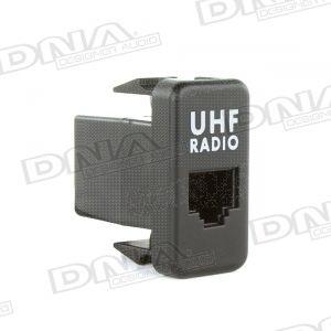 UHF Socket To Suit Toyota - Large Socket