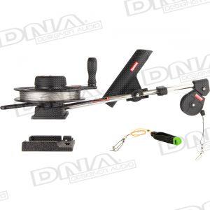 Manual Horizontal Spool Downrigger For Fishing