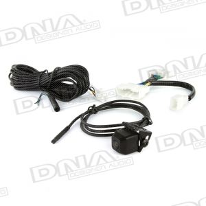 CCD Reverse Camera And Harness Kit To Suit Toyota Hilux Vehicles 2020 Onwards