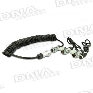 Heavy Duty 5 Pin WOZA Trailer Cable Kit For Single Camera
